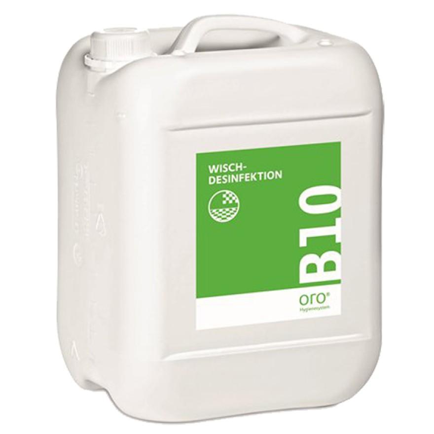 b 10 wischdesinfektion schaumarm 10 l kanister. Black Bedroom Furniture Sets. Home Design Ideas