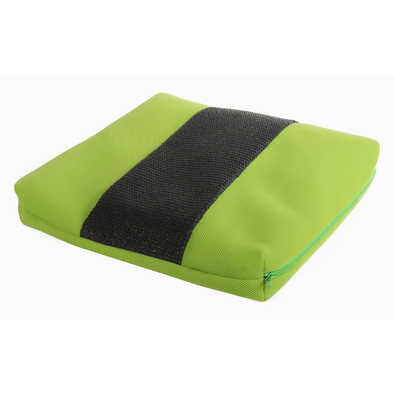 sitzkissen f r rollstuhl mit dinkel spelzen f llung und klimafunktion kein verr. Black Bedroom Furniture Sets. Home Design Ideas